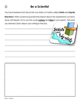 Treasures Unit 4 Week 4 Activities 1st Grade