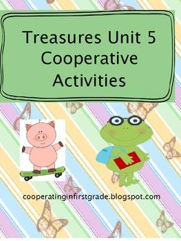 Treasures Unit 5 Cooperative Activities