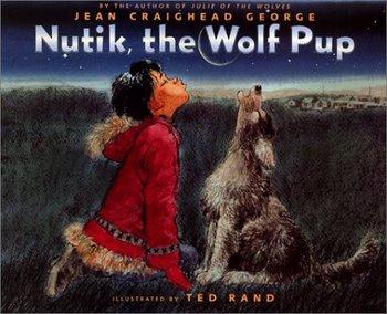 Treasures Unit 5 Lesson 5- Nutik, the Wolf Pup