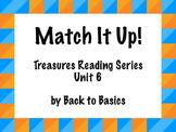 Treasures Vocabulary Activities - 3rd Grade - Unit 6