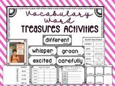 2nd Grade Treasures Vocabulary