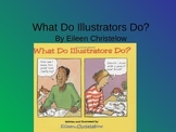 Treasures What Do Illustrators Do Vocabulary PowerPoint