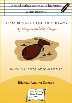 Treasures Buried in the Sideway - Effecive reading exercise