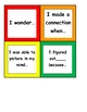 Treasures reading strategies cubes