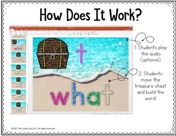 Digital Sight Word Center Activities - Customizable with over 300 Words