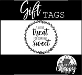 Treat Gift Tags