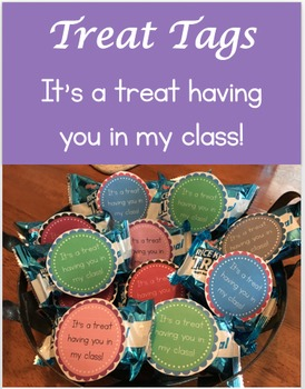 Treat Tags
