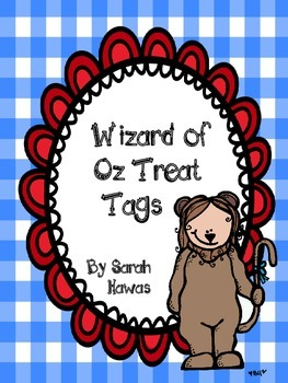 Treat Tags (Wizard of Oz)