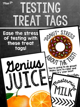 Treat Tags for Testing