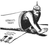 Treaties following WWI (Graphic Organizer)