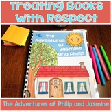 Treating Books with Respect Story