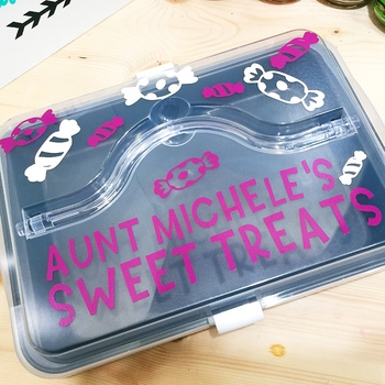 Treats For The Sweets SVG Design