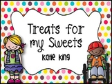 Treats for my Sweets: A behavior management freebie
