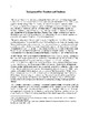 Treaty Simulations: Summit: The Treaty of Guadalupe-Hidalgo 1848