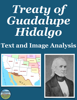 Treaty of Guadalupe Hidalgo Text and Image Analysis