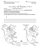 Treaty of Paris 1763: Close of the French and Indian War