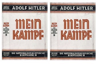 Treaty of Versailles Adolf Hitler and Mein Kampf Source Analysis Activity