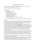 Treaty of Versailles Lesson Plan