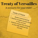 Treaty of Versailles Scenario