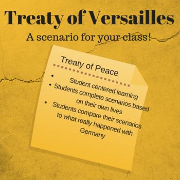 Treaty of versailles homework help