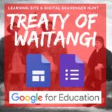 Treaty of Waitangi Digital Resource: Treaty Timeline Scave