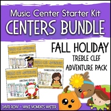 Treble Clef Adventure - Multi Pack Bundle - Halloween, Thanksgiving, Christmas