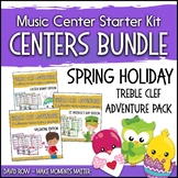 Treble Clef Adventure - Multi Pack Bundle Valentines, St.