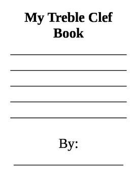 Treble Clef Book