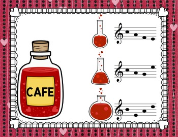 Treble Clef Concoctions Interactive Game {4-Letter Treble Clef Words}