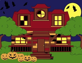 Treble Clef Haunted House