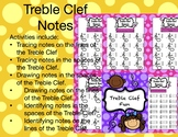 Treble Clef Note Names