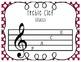 Treble Clef Note Names [FREEBIE]