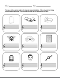 Treble Clef Note Names Worksheet Packet