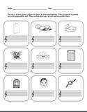 Treble Clef Note Names Worksheet Packet