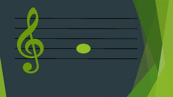 Treble Clef Note Reading Drills - Middle C to G - answers at the back