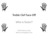 Treble Clef Note Reading Game