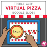 Treble Clef Pizza Chef: Music Distance Learning - GOOGLE S