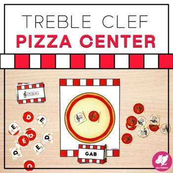 Music Centers: Treble Clef