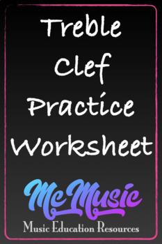 Treble Clef Practice