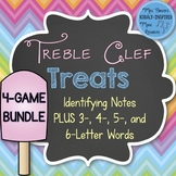 Treble Clef Treats: Bundle