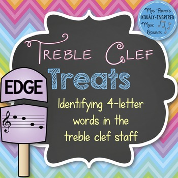 Treble Clef Treats: Identifying Four-Letter Words in the T