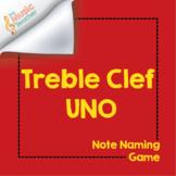 Treble Clef Uno | Music Uno Game