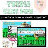 Treble Clef Zoo: A Musical Virtual Field Trip