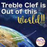 Treble Clef is Out of This World {A Bundled Set of Games & Activites}