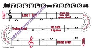 Treble Track 2015