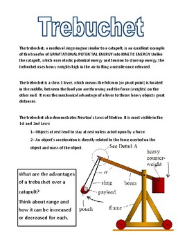 trebuchet research