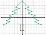 Tree - 4 Quadrant Graph