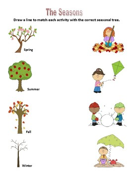 Tree Activity Pack