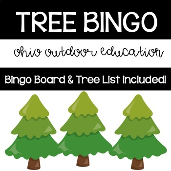 Tree Bingo Ohio Outdoor Education