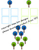 Tree Color Sorting File Folder Game for students with Auti